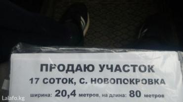 Продаю участок 17 соток срочно есть красная книга в Лебединовка