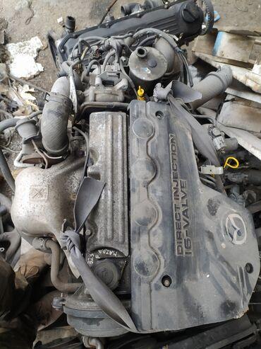 Мазда 323 F дизель двигатель из германии 1999 год