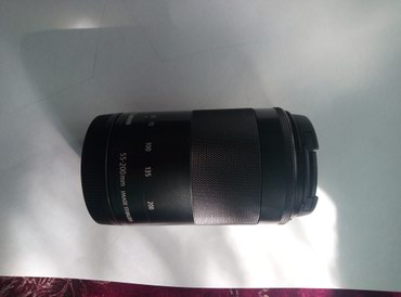 Canon EF-M 55-200mm f/4.5-6.3 Is STM в Кант