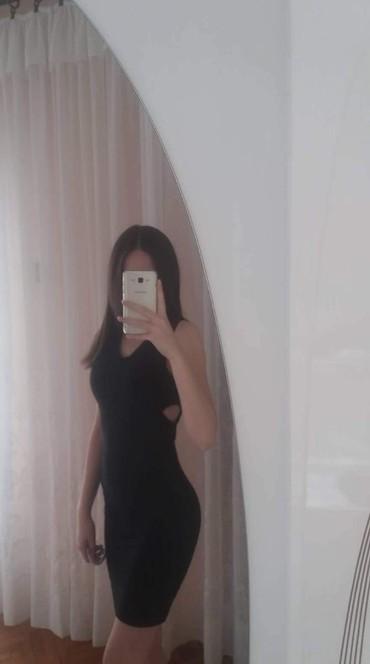Haljine - Sremska Mitrovica: Crna haljina XS/S