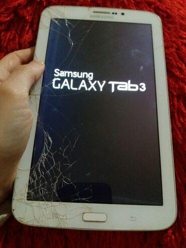 Samsung galaxy tab 3 - Азербайджан: Samsung galaxy tab 3 i̇şlək vəzi̇yyətdə batareyasi dəyi̇şməli̇di̇r