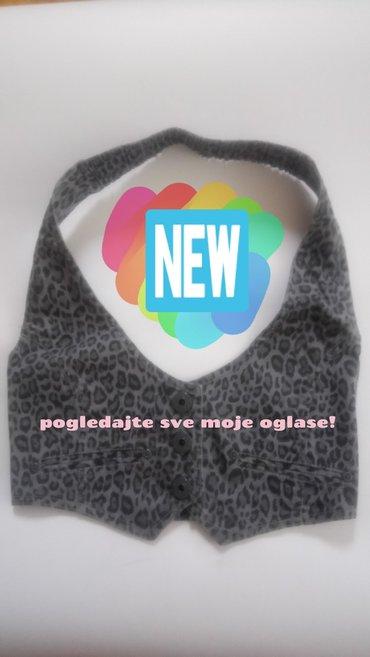 Nov tally weijl prsluk. - Beograd