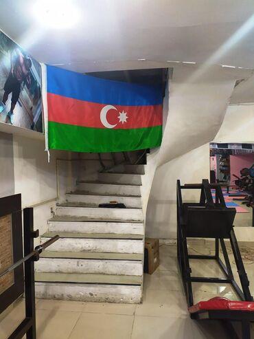 idman zali - Azərbaycan: Fitness, Idman Zali ve s. ICAREYE . 207kvm, temirli ve serayitli