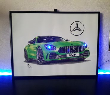 Mercedes-benz GT - Belgrade