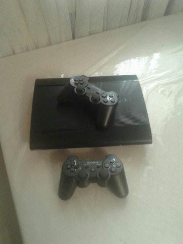Bakı şəhərində Satilir Playstation 3. Problemi , Donmasi , Qizmasi yoxdu. Remontda