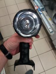 Kućni dekor - Bela Palanka: NOVO Halogeni Reflektor WHL 18- Odgovara na Womax akumulatore18V od