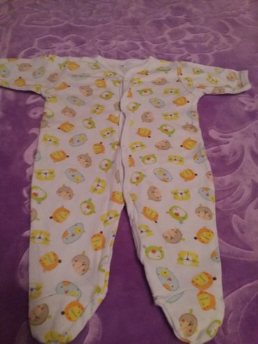 Zekica za bebe, cist pamuk vel 56 u puno boja - Svilajnac