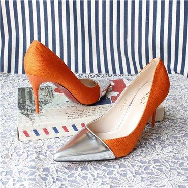 Новые туфли разм.37-37.5 в Бишкек