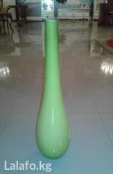 Ваза-италия! Высота вазы 60 см-дно в Бишкек