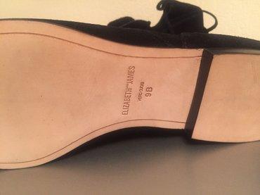 Обувь новая с сша, размер 9в! замша черная! в Лебединовка