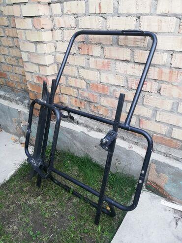 джип санг йонг в Кыргызстан: Вело багажник заводской для джипа