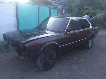 салон-е30 в Кыргызстан: BMW 3 series 1.8 л. 1985