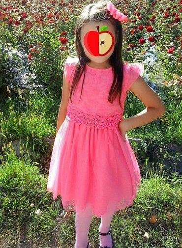 Сдаю платье для девочки на прокат в Бишкек