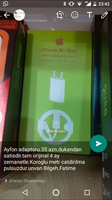 Kabellər və adapterlər - Azərbaycan: Kabellər və adapterlər