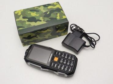 Telefon land rover-dual sim/powerbank  model c9  - Nis