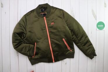 Жіноча куртка з принтом H&M, p. L    Довжина: 61 см Ширина плечей