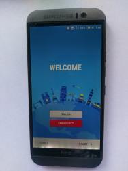 HTC Azərbaycanda: HTC One M9, 32 GB, RAM 3 GB, işlənmiş, üstündə qoruyucu şüşə var