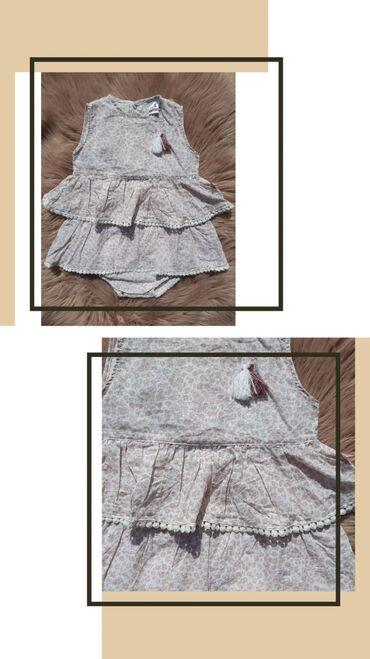 Ostala dečija odeća - Indija: Haljinica NOVO 12M