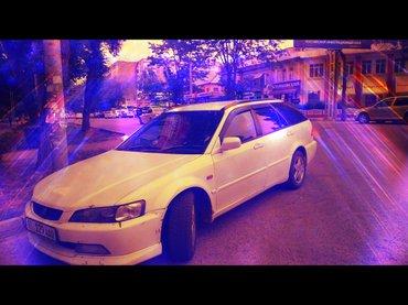 Обменяю honda accord cf6 wagon 1998 г. в. Состояние хорошее. Объем 2. в Бишкек