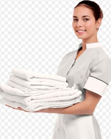 Работа - Бактуу-Долоноту: Колгопансионатка иштегенге горничная кыздар керек жатакана тамак