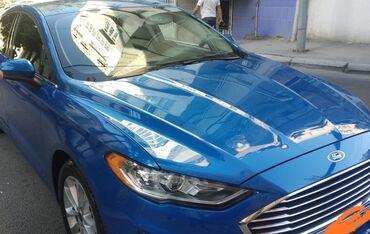 Ford Fusion 1.5 l. 2019 | 8000 km
