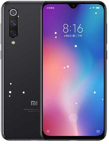 Б/у Xiaomi Mi 9 SE 128 ГБ Черный