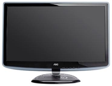 Монитор 24 дюйм AOC e2440v. Отличное в Бишкек