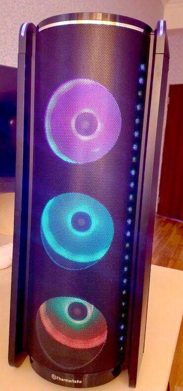блок питания для сигнализации в Азербайджан: Мощный Игровой компьютер с водяным охлаждением.Конфигурация системного