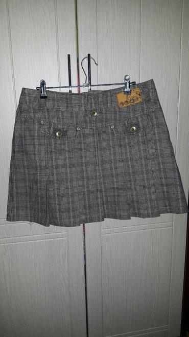 Стильные джинсовые юбки. размер 38-40 в Sumqayıt