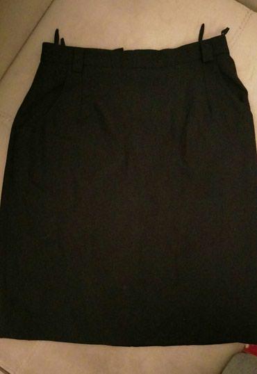 Две юбки с карманами mango размер L-X L за две юбки- 5 ман. в Bakı