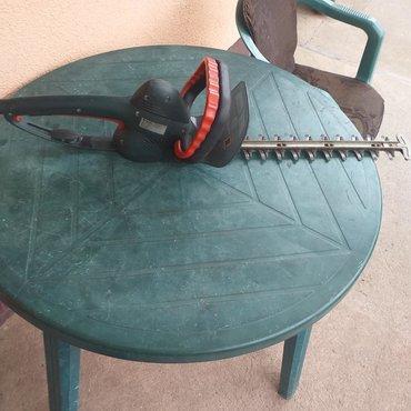 Kuća i bašta - Becej: Metabo hs8345 s trimer za zivu ogradu,ispravan,kvalitetan