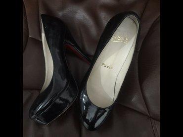 Туфельки лабутены 39й размер в Чаек