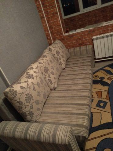 Угловой, раскладной диван  в Бишкек