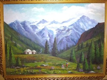 Продаю картины 3500 тыс сом каждая размеры 60х45 см в Бишкек
