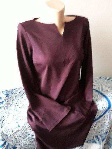 Nove haljine velicine L, Pro pio grande