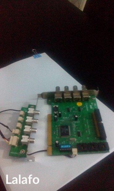 Elektronika - Kula: Kartica za video nadzor gv250