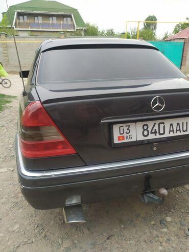 sapogi zimnie speci all class jeva в Кыргызстан: Mercedes-Benz C-Class 1.8 л. 1994 | 350 км