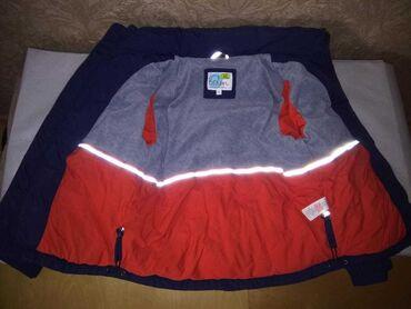 зимние развлечения в Азербайджан: На 9-10 лет (140 см) Качественная зимняя куртка английской компании