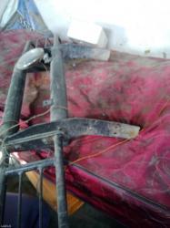 Продаю дуга-защитник на авто в Душанбе