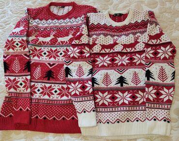 Продаю пару свитеров! Подойдёт для зимней фотосессии! Ведь скоро 14-ое