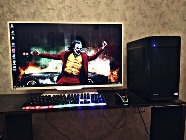 Карты памяти tranyco для видеокамеры - Кыргызстан: Игровой новый мощный компьютер для любых задач!Монитор огромный - ЛОС