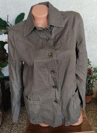 Zenska pamucna jakna, broj 42/44
