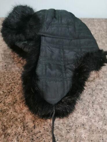 летнее платье 58 размера в Кыргызстан: Шапка ушанка теплая, размер 58