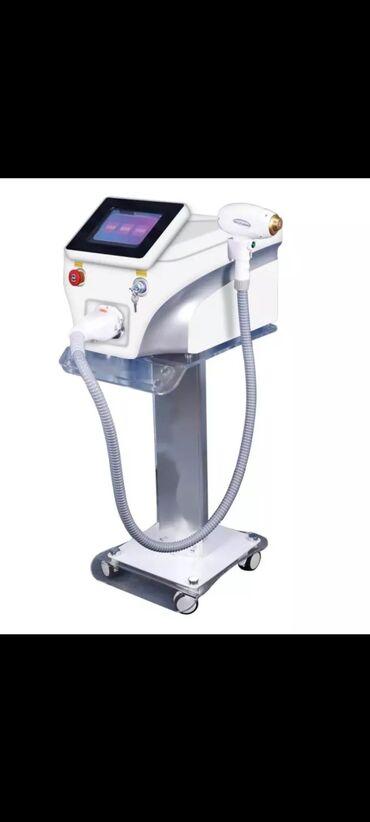 Diod Lazer epilyasiya aparatı yenidi hal hazırda