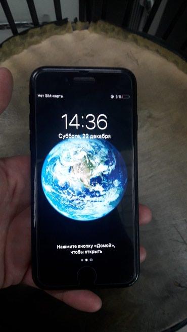 Айфон 7/32гб памяти, цена 20000 в Бишкек