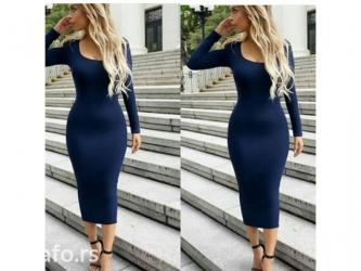 -Duzine ove prelepe crne klasicne haljinice je 100-110cm. Ima okrugao in Novi Sad
