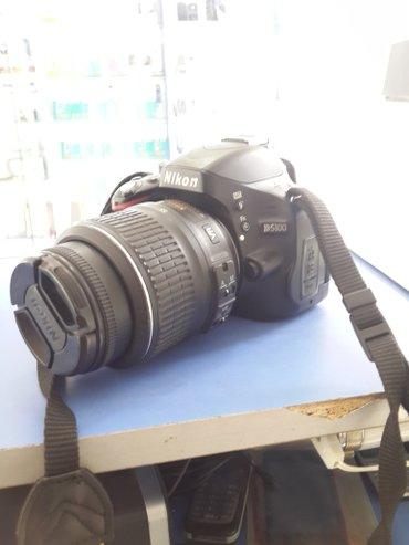 Xaçmaz şəhərində Nikon d5100  cox az islenib deme olar ki tezedi kabro adapter usb var