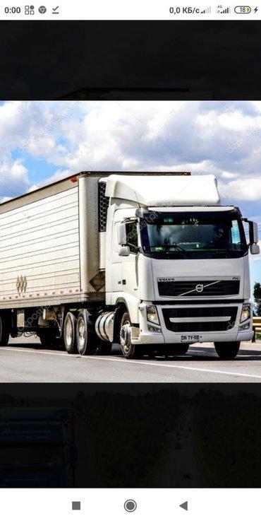 Куплю грузовой тягач - Кыргызстан: Куплю тягач даф или вольво Рено. В рассрочку. Звоните