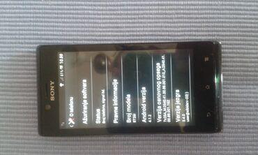 Mobilni telefoni - Ruma: Sony Xperia J ST26