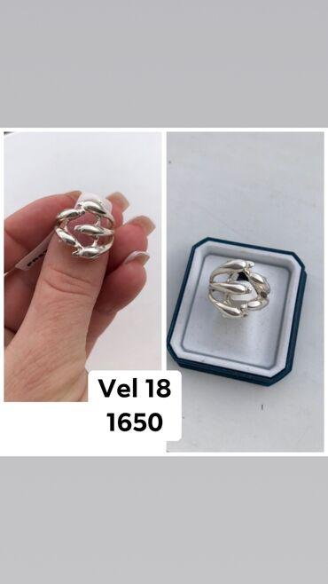 Cisto srebro Prstenje 925